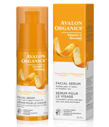Avalon Organics Vitamin C Vitality Facial Serum