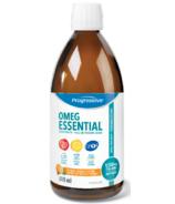 Progressive OmegEssential High Potency Fish Oil Liquid