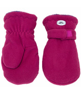 Calikids Fleece Mitts Fuschia