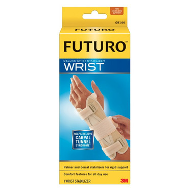 Futuro Deluxe Wrist Stabilizer for Left Hand