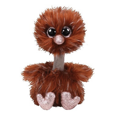 338d0609954 Buy Ty Beanie Boo s Orson the Brown Ostrich Medium from Canada at Well.ca -  Free Shipping