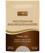 Rootalive Whole Psyllium Husk