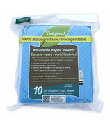 The Original All Purpose Biodegradable Reusable Paper Towels