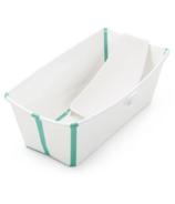 Stokke Flexi Bath Bundle White Aqua