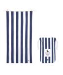 Dock & Bay XL Quick Dry Towel Cabana Whitsunday Navy