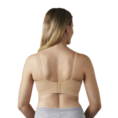 Bravado Designs The Body Silk Seamless Nursing Bra Butterscotch