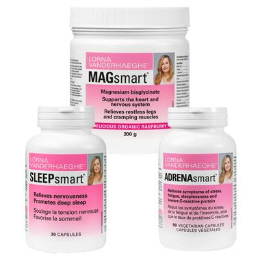 Smart Solutions Lorna Vanderhaeghe Sleep Bundle