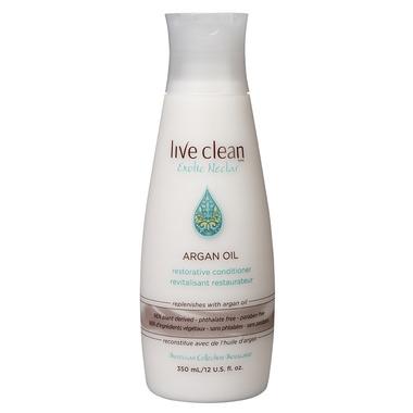 Live Clean Exotic Nectar Argan Oil Restorative Conditioner