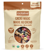 Rootalive Organic Cacao Magic Smoothie Bowl