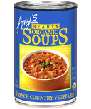 Amy's Organic Hearty French Country Vegetable Soup