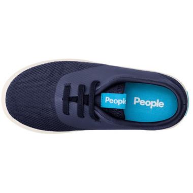 People Footwear Stanley Child Mariner Blue & Picket White