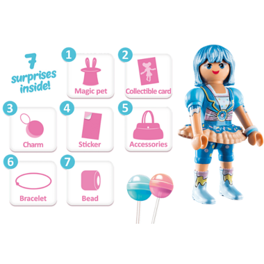 Playmobil Clare Candy World