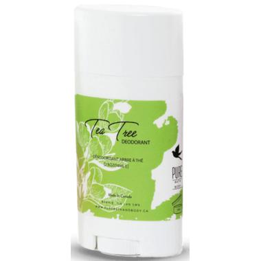 Pure Bath + Body Tea Tree Deodorant