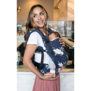 Baby Tula Free-to-Grow Carrier Blossom