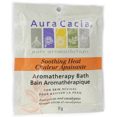 Aura Cacia Soothing Heat Aromatherapy Bath