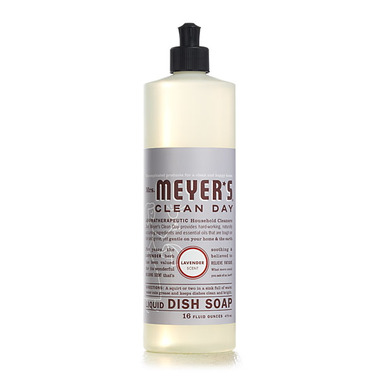 Mrs. Meyer\'s Clean Day Lavender Dish Soap