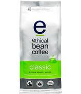 Ethical Bean Coffee Classic Medium Roast Whole Bean Coffee