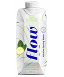 Flow Alkaline Spring Water Organic Cucumber Mint