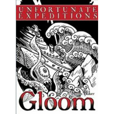 Gloom: Unfortunate Expeditions Cards