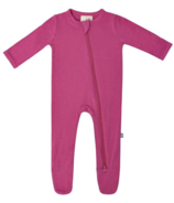 Kyte Baby Zippered Footie Sangria