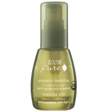 100% Pure Organic Matcha Anti-Aging Shielding Serum