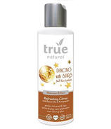 True Natural Tan Shimmer Lotion