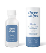 Three Ships Clarify Tea Tree + MCT Cleansing Oil