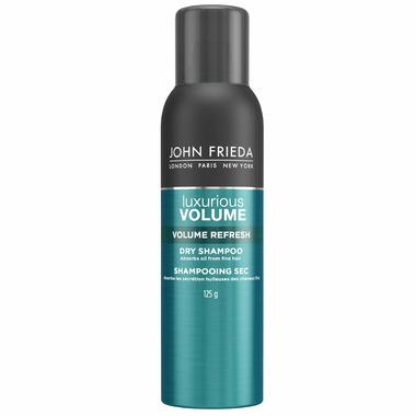 John Frieda Luxurious Volume Volume Refresh Dry Shampoo