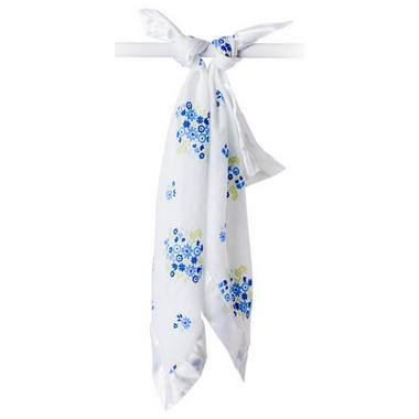 Lulujo Baby Muslin Cotton Security Blankets