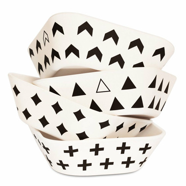 YoungLUX Bamboo Fibre Bowls