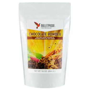 Bulletproof Chocolate Powder