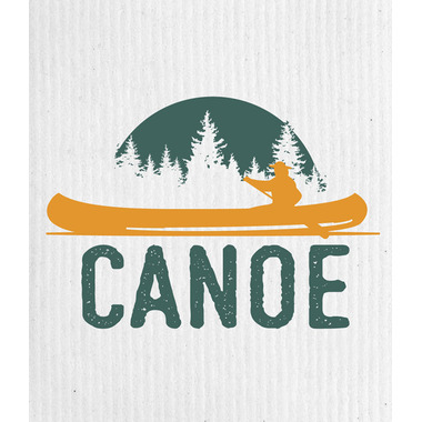 Wet-It Swedish Cloth Canoe Trip