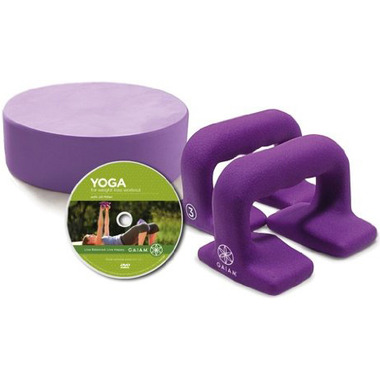 Gaiam Yoga for Weight Loss Workout Kit