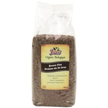 Inari Organic Whole Brown Flax Seeds