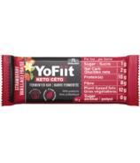 Yofiit Keto-Fermented Bar Strawberry Vanilla
