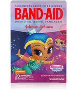 Band-Aid Shimmer et pansements brillants
