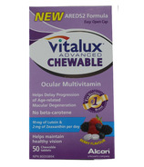 Vitalux Advanced Chewable
