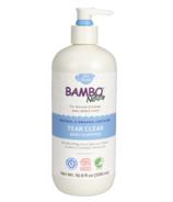 Bambo Nature Tear Clear Baby Shampoo