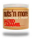 Nuts n More High Protein Peanut Butter Salted Caramel