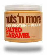 Nuts 'n More Protein Peanut Spread Salted Caramel