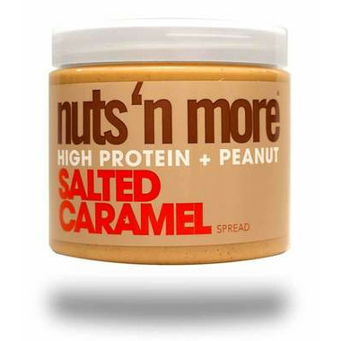 Nuts \'n More Protein Peanut Spread Salted Caramel