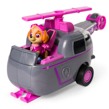 Paw Patrol Flip and Fly Vehicle Skye