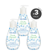 Live Clean Moisturizing Liquid Hand Soap Vanilla Peppermint Bundle