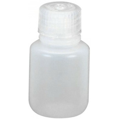 Nalgene HDPE Narrow Mouth 1 Ounce Bottle