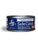 Safe Catch Wild Albacore Tuna No Salt Added