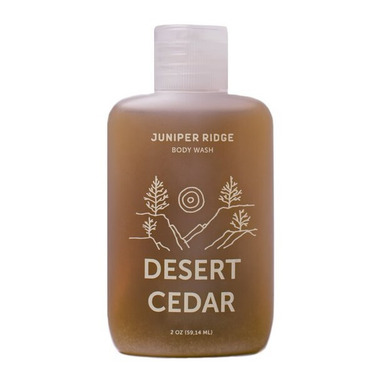 Juniper Ridge Travel Size Body Wash Desert Cedar