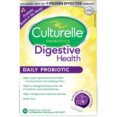 Culturelle Probiotic Digestive Health