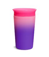 Munchkin Miracle 360 Tasse à changement de couleur rose