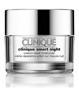 Clinique Smart Night Custom-Repair Moisturizer Dry Combination