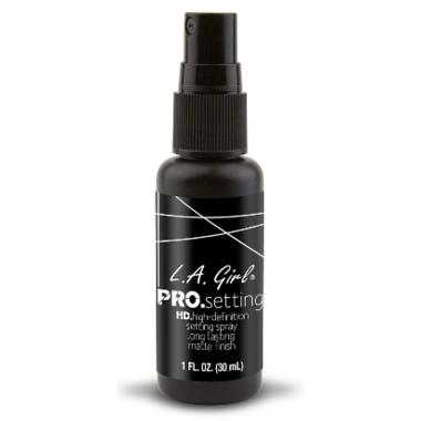 L.A. Girl Pro Setting Matte Finish Spray